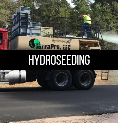 Click here to learn more about hydroseeding